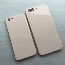 For iPhone 8 & 8 Plus 8+  Full Metal Housing Glass Back cover Replacement  New