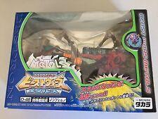 Transformers Beast Wars Metals 1999 D-46 SCAVENGER MIB japan takara