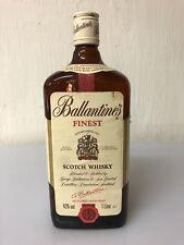 Ballantine's Finest Scotch Whisky  Dist. Dumbarton 1 Litro 43% Vol Duty Free