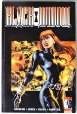 S05116. BLACK WIDOW Trade Paperback from Marvel Comics (2001) FIRST PRINTING