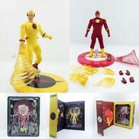 Mezco DC Comics The Flash Zoom One:12 PVC Action Figure Collectible Model Toy