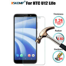 Real Premium Tempered Glass Film Screen Protector For HTC Desire 12S / U12 Life