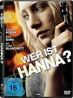 Wer ist Hanna? von Joe Wright   DVD   Zustand gut
