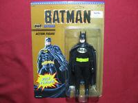 "1989 Batman 8"" Toy Biz Vintage Figure Michael Keaton Rare DC Joker Toltoys Mego"
