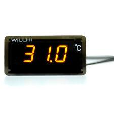 -30-300℃ Thermometer digital LED Temperatur Anzeige Messer Temperaturanzeige YEL