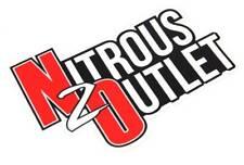 Nitrous Outlet Promotional Sticker