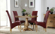 Oak Square Traditional Table & Chair Sets