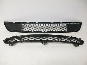BMW X3 FRONT LOWER GRILLE CENTER 11-14