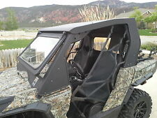 Can-Am Commander Cab Enclosure with Tip out Windshield