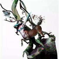 65mm Resin Figure Model Kit Sexy Girl Centaur Druid Hunter (no baza) Unpainted