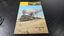 g Pacific Fast Mail Catalog Japanese Brass HO Train Engines Catalog #5