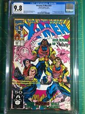 Uncanny X-Men #282 CGC 9.8 (Ad Insert Missing with Blue Label)