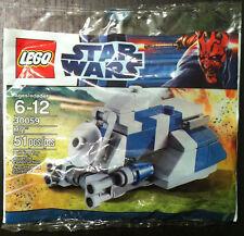 NEW! Lego STAR WARS Polybag Set 30059 MTT Retired & SEALED!
