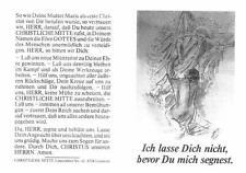 """PSALM  unbeschrieben """"H8087"""" Segnung"""