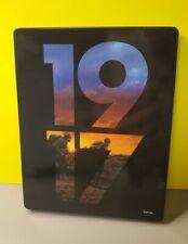 1917 4K UHD & Blu Ray Limited Edition Steelbook Best Buy Exclusive READ DETAILS