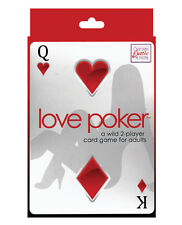 Fun & Desirable California Exotics Love Poker Game