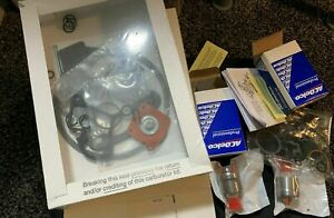 TBI Throttle Body Fuel Injectors With rebuild Kit Chevrolet/GMC 4.3L V6