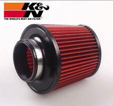 "Universal K&N Air Filter 76mm 3"" KN Lifetime Warranty"
