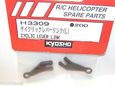 Kyosho H3309 Cyclic Lever Link 2Pcs Nexus 32 & 46Vr