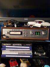 Panasonic RS-806US Vintage 8 Track Deck Tested Working