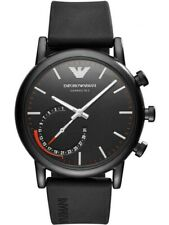 EMPORIO ARMANI ART3010 CONNECTED HYBRID MENS SMART WATCH -- 2 YEARS WARRANTY