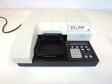 Bio-Tek Instruments ELX800 Absorbance Microplate Auto Reader w/ Power Supply