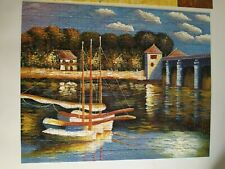 MUSEUM COLLECTION PUZZLE 308 PIECE PIECES JIGSAW OIL PAINTING 41 X 51 CM