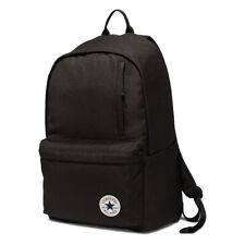 Converse Unisex Rucksack für Schule, Sport oder Freizeit Go Backpack schwarz NEU