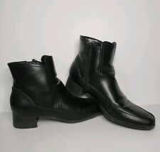 Predictions Size 6 1/2 Ankle Boot Black