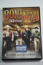 Bonanza: 32 Episodes, Adventures With The Cartwrights (DVD, 2011, 4-Disc Set)