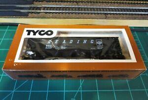 "Tyco 344A:250 HO Scale 70 ton Quad Hopper ""READING"" Ready to Run"