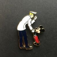 Mickey Mouse Says Thanks Series Coast Guard Disney Pin 31781