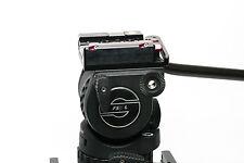 MOD Kessler Kwik Receiver / Really Right Stuff clamp on Sachtler FSB-6 8 10 Head