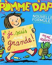 Pomme D'Api * n° 488 * 10 2006 * revue enfant  Chien Gare Mimi cracra Choupignon