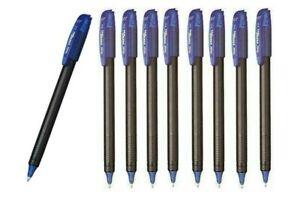 10x PENTEL ENERGEL BL417 Roller Gel Pen BLUE | 0.7mm |Bright Writing | Quick dry