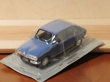 RENAULT 16 Blu - IXO / IST 1:43 NEW in blister