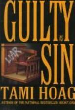 Guilty As Sin (G K Hall Large Print Book Series)-ExLibrary
