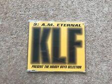 The KLF – 3 A.M. Eternal (The Moody Boys Selection) - Belgium CD maxi-single
