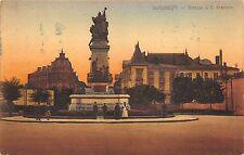 B76830 Romania Bucuresti Statuia  i c Bratianu
