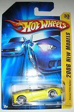 Yellow Ferrari F430 Spider 2006 New Models Hot Wheels Die Cast Car 1:64 scale