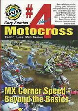 Motocross MX Advanced Techniques DVD #4 from Volume 2 by Gary Semics