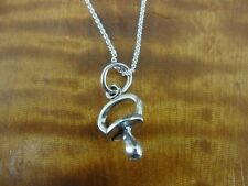 Baby Binky Pacifier Petite Sterling Silver 925 Necklace Pendant