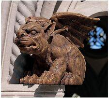Medieval Fierce Guard Gargoyle Sculpture Gothic Statue