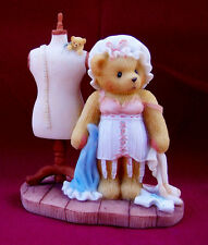 NEW! CHERISHED TEDDIES SARAH 308676 MEMORIES TO WEAR AND SHARE