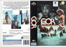 Gor (1987) VHS