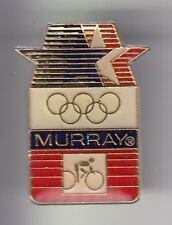 RARE PINS PIN'S .. VELO CYCLISME CYCLING OLYMPIQUE OLYMPIC USA 1984 MURRAY  ~DW
