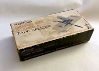 Robbins Gibson Girl Stereo 4 Tape Splicer in box (no instructions) - Vintage