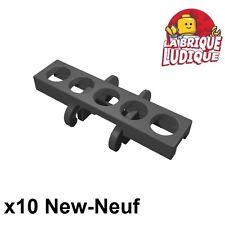 Lego technic - 10x Link Tread chenille noir/black 3873 NEUF