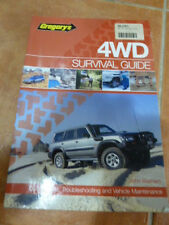 GREGORY'S 4WD SURVIVAL GUIDE - DRIVING SKILLS, TROUBLESHOOTING  BY JOHN BASHAM