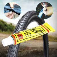 5x Bicycle Tire Tube Patching Glue Rubber Cement Adhesive Puncture Repair Tools